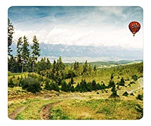 Air Balloons Customized Non-Slip Rubber Mousepad Gaming Mouse Pad