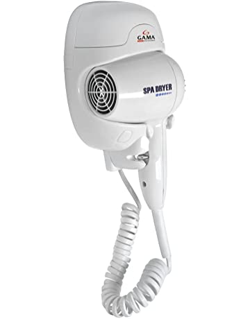 Gama Italy Professional A21.805Spa - Secador de pared, 1600 W