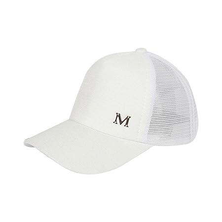 11020f5f74f Aolvo Ponytail Baseball Hat