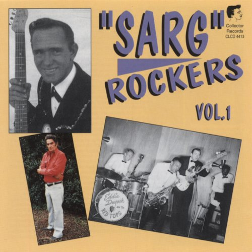Sarg Rockers, Vol. 1 - Playboy Circles