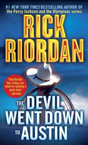 The Devil Went Down to Austin (Tres Navarre Book 4) cover