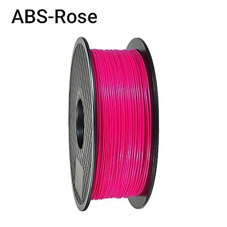 FENGXU Filamento Impresora 3D ABS 1,75 mm filamento ABS, de ...