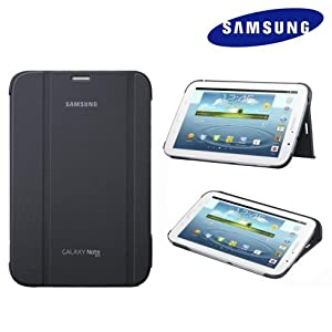 Samsung Galaxy Note 8.0 Book Fold Case For 8 Tablet Gray EF-BN510BSEGCA