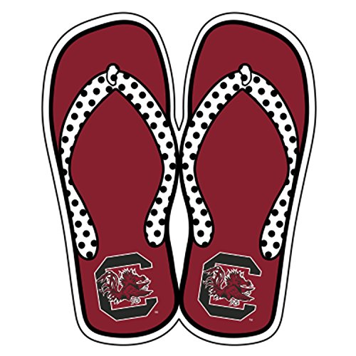 - Craftique South Carolina Magnet USC FLIP FLOPS MAGNET 3