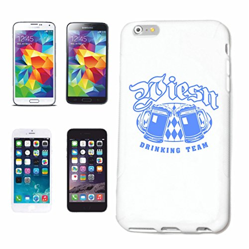"cas de téléphone iPhone 7 ""Oktoberfest Wiesn baccalauréat Fairground Hofbräu Reeperbahn"" Hard Case Cover Téléphone Covers Smart Cover pour Apple iPhone en blanc"