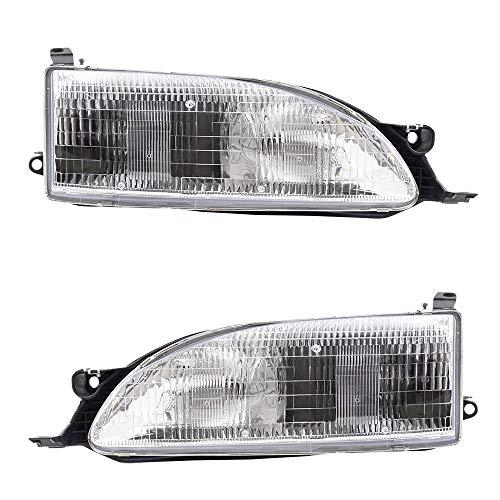 1996 camry headlight assembly - 3
