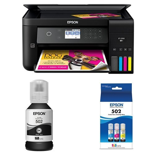 Epson Expression ET-3700 EcoTank Wireless Color All-in-One S