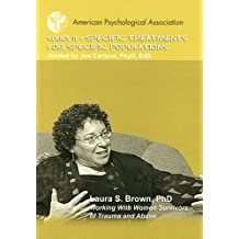 Working With Women Survivors of Trauma & Abuse (DVD Vid)