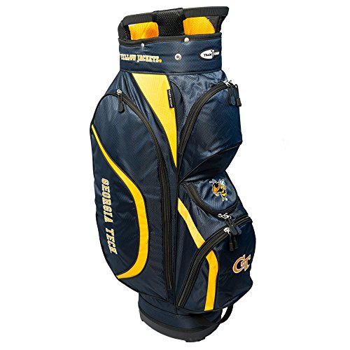 NCAA Georgia Tech Yellow Jackets Clubhouse Golf Cart Bag by Team Golf