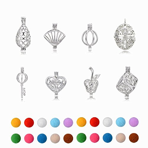 Rhodium Plated Pendant Bracelet Necklace product image