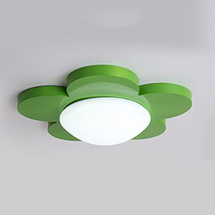 LED moderna lámpara de techo Fácil infantil Caricatura ...