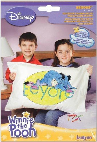 Eeyore Pillowcase Art Janlynn