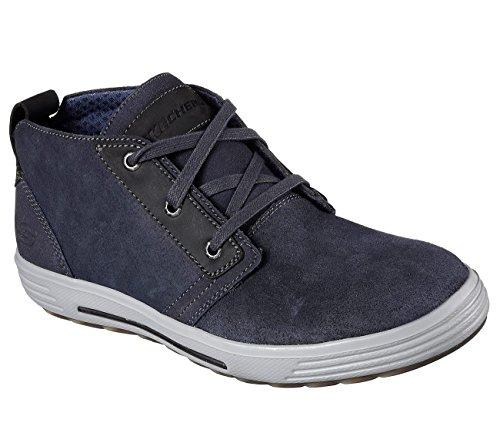 Skechers Chaussures Porter-Malego bleu