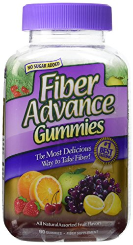 FiberAdvance Gummies, 90 Count ()