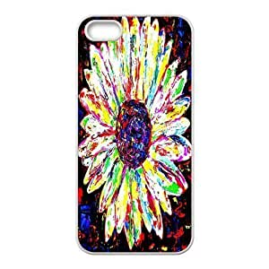 5S case,Sunflower Daisy 5S cases,5S case cover,iphone 5 case,iphone 5 cases by ruishername