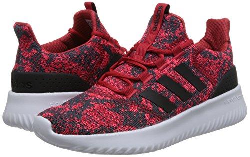 Chaussures 000 Cloudfoam Adidas Course Rouge De Homme Rojsol Negbas Pour escarl Ultimate wZEO1qECgB