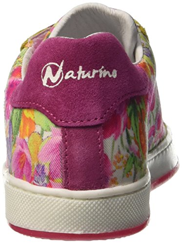 hawaii Tess Naturino Multicolore Baskets 4065 Gomma multicolor Basses VL Mehrfarbig Vel Mixte Bianco Enfant qq4Rvzw