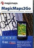 MagicMaps2Go Version 3.0. Outdoor-Navigation für PDA und Smartphones: PDA-Erweiterung für MagicMaps Kartenprodukte & KOMPASS Digital Maps
