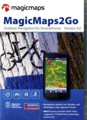magicmaps2go 4.0