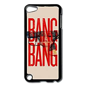 IPod Touch 5 Cases Bang Bang Design Hard Back Cover Cases Desgined By RRG2G