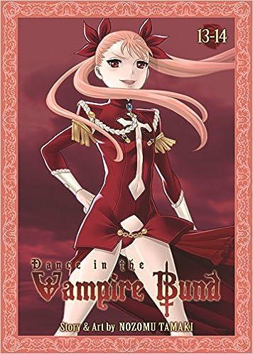 Dance in the Vampire Bund Omnibus 5  Nozomu Tamaki  9781626920217   Amazon.com  Books 64d2d6aeb5