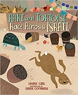 Book Hare and Tortoise Race Across Israel by Laura Gehl (2015-01-01)
