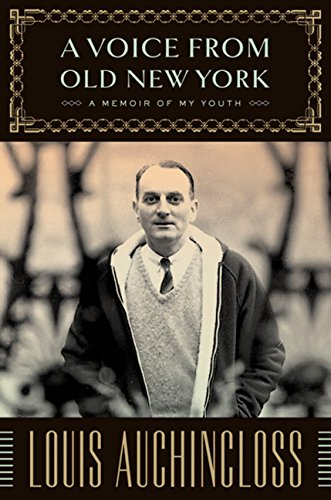 Image of A Voice from Old New York: A Memoir of My Youth