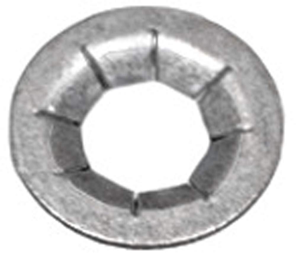 Piece-40 Hard-to-Find Fastener 014973294861 Pushnut Washers 1//4