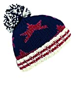 Seirus Innovation Jr Eventide Beanie, One Size, Navy