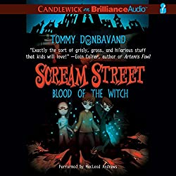 Scream Street: Blood of the Witch, Book 2