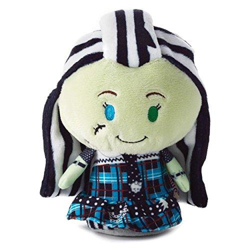 Frankie Monsters High (Hallmark 1KDD1107 Monster High Frankie Stein Itty Bitty Plush)