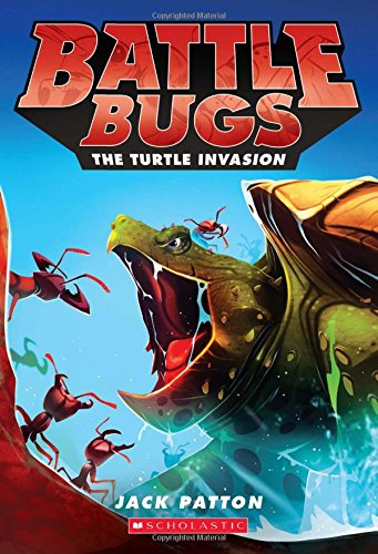 The Turtle Invasion (Battle Bugs #10) pdf epub