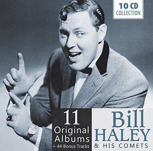 Bill Haley-11 Original Albums