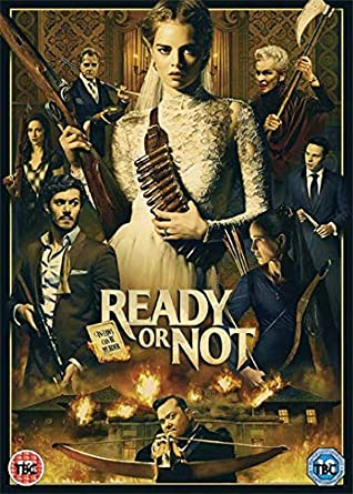 New Dvd Releases February 2020.Ready Or Not Dvd 2019 Amazon Co Uk Dvd Blu Ray