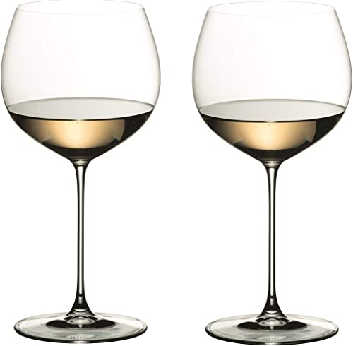 Riedel-Veritas-Oaked-Chardonnay-Glass,-Set-of-2