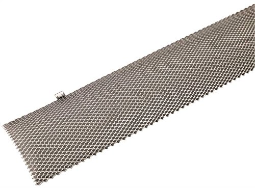 AMERIMAX HOME PRODUCTS GGGLK5 Hinged Gutter Guard, 5-Inch X 3-Feet