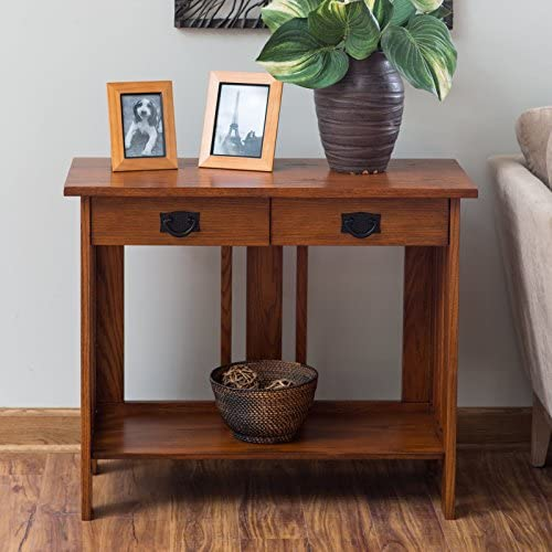 Belham Living Everett Mission Console Table