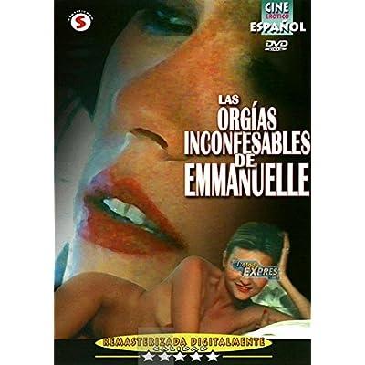 Las Orgías Inconfesables de Emmanuelle [DVD]