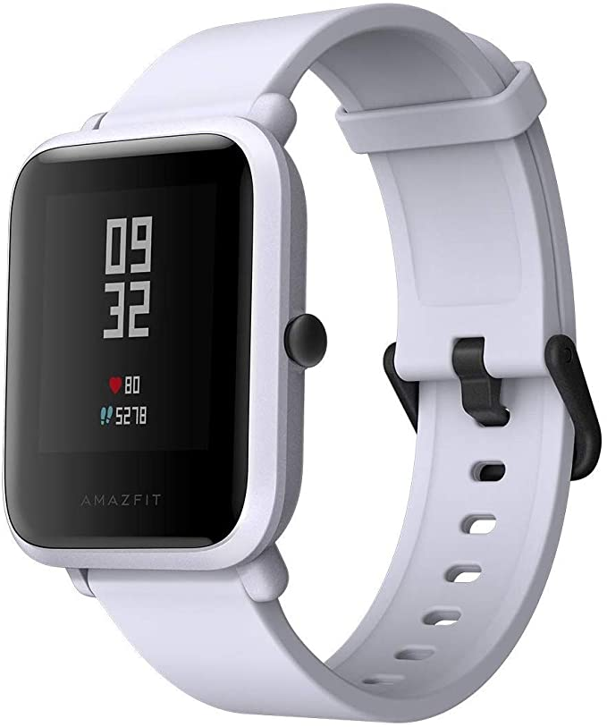 Xiaomi Huami AMAZFIT - Reloj Inteligente con Sensor geomagnético IP68, Impermeable, Monitor de Ritmo cardíaco para el sueño, GPS de 45 días en Espera, ...