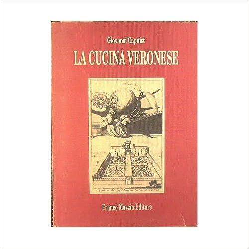 Book La cucina veronese
