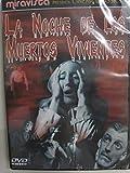 NIGHT OF THE LIVING DEAD-1968 (la noche de los muertos vivientes) Region 2 - PAL format