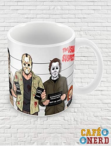 CANECA TERROR - THE USUAL SUSPECTS