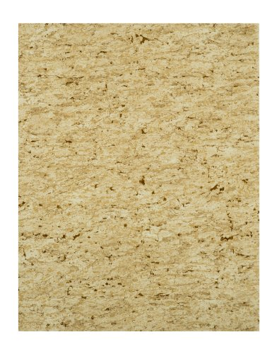 YORK RN1025 Modern Rustic Sueded Cork Wallpaper