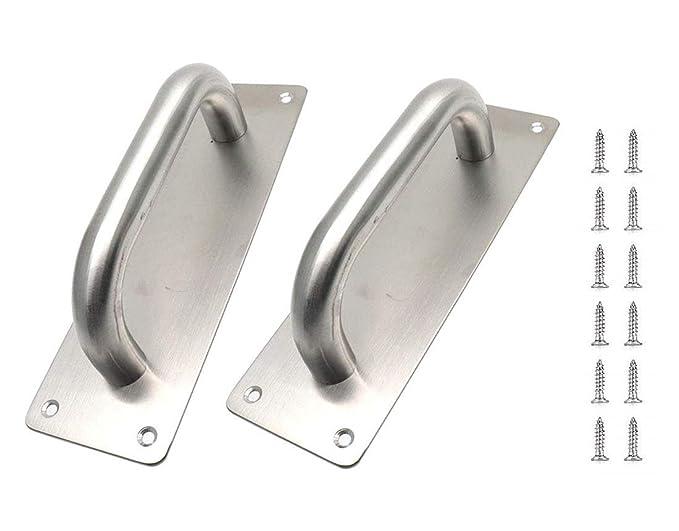 Amazon.com: Tirador de puerta de acero inoxidable 304 ...