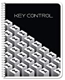 BookFactory Key Control Logbook/Journal / Keys Log Book - 120 Pages,...