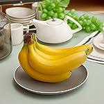 XIDUOBAO-Decoration-Artificial-Lifelike-Simulation-Bananas-Realistic-Fake-Fruit-House-Kitchen-Party-Decoration-Yellow-Bananas-X-1-Bunch-5PCS
