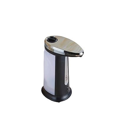 XUEQIN Baño Caja de Jabón Cabido Shampoo Gel de Ducha ABS Material Detección Automática Escritorio colocado