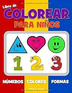 Mi Primer Libro Para Colorear Animales A Partir De 2 Años