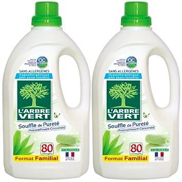 LArbre Vert, Soin du Linge - suavizante hipoalergénico y ...