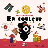 Chemin de doigt - En couleur par  Langue au chat